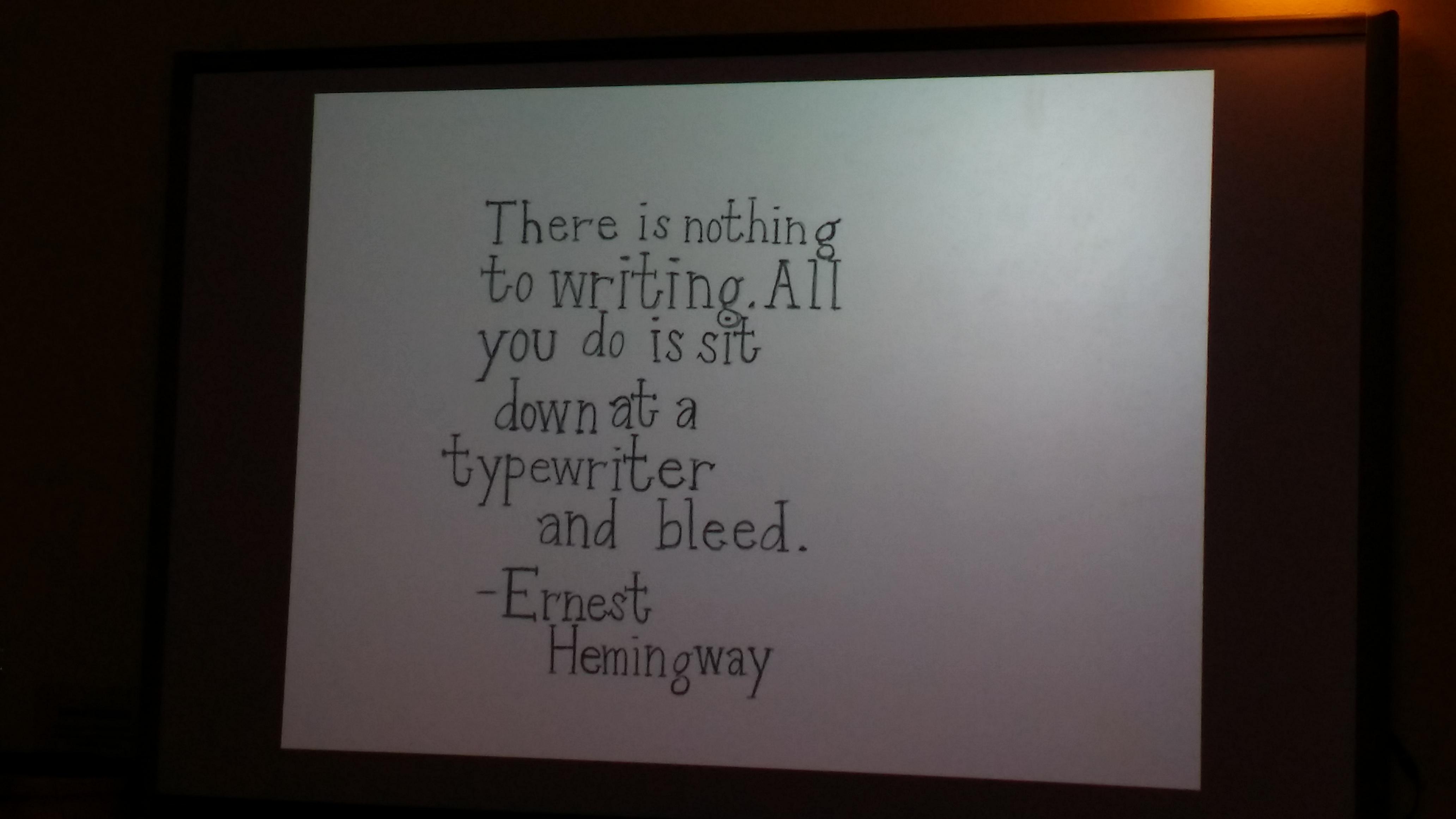 Moč pisane besede