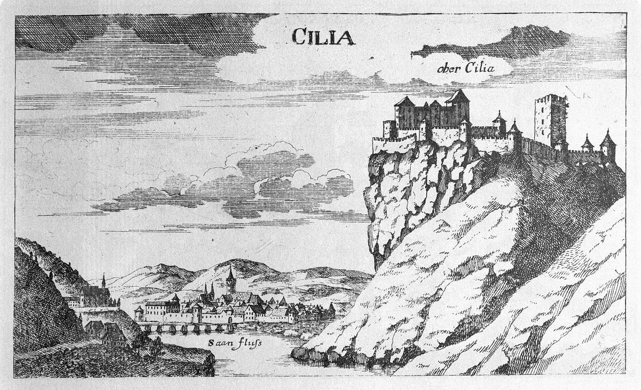Knežje mesto – Moje Cjele