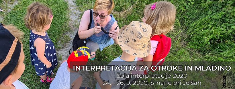 Šola interpretacije dediščine 2020