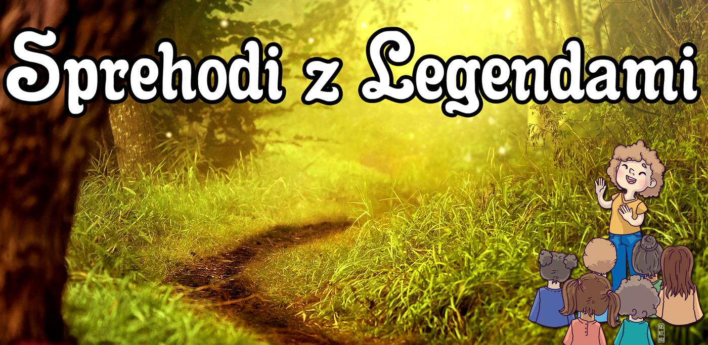 Povedke, pravljice, legende